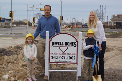 Custom Home Builders - Jewell Homes and Family