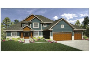The Isadora Model Jewell Homes Inc